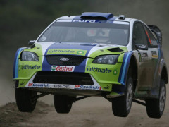Descargar Fondo de Rally de Ford Focus