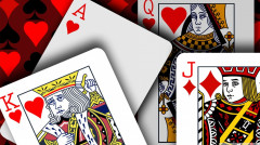 Descargar Fondo de cartas de Poker