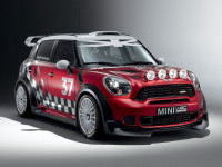 Fondo de Mini Countryman Rally